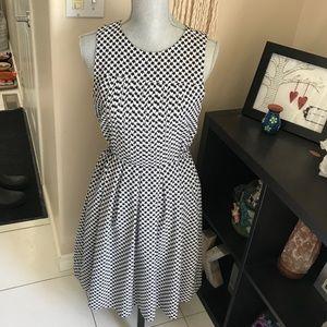 Tristan sleeveless day dress